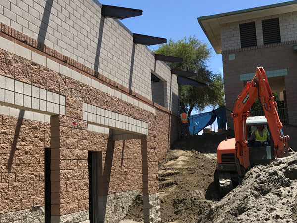 Palm Desert Critical Care Haxton Masonry